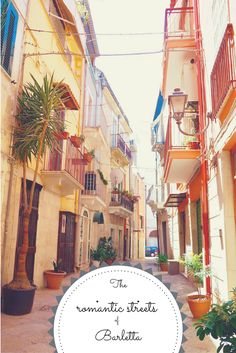 Explore the pastel-painted streets of Barletta, a port city in Southern Italy's Barletta region. Fuel for your wanderlust, Italian style! Pretty little Italy reaches peak Instagram goals in this charming city. It's also a foodie paradise - who doesn't love Italian food?