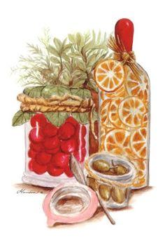 Herbs & Oils #6 (Consuelo Gamboa)