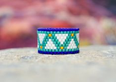 PEYOTE RING  Toy Drum by PeyoteRings on Etsy                                                                                                                                                                                 More