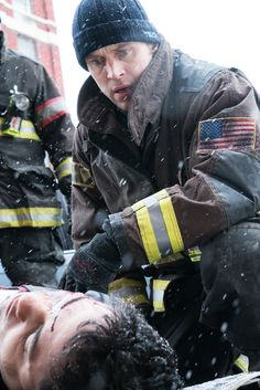 Chicago Fire: Casey at work | Shared by LION