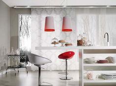 Projektujemy i szyjemy dekoracje okienne na indywidualne zamówienie. Zapraszamy do ShowRoom Częstochowa UL. Rejtana 25/35 tel. 609114338 Roller Blinds, Showroom, Kitchen Dining, Minimalist, Rustic, Chair, Modern, Table, Furniture