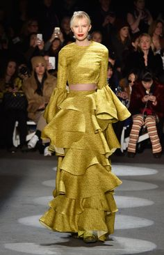 Pin for Later: Here's What Designer Christian Siriano Thinks About the Whole Runway-to-Consumer Trend On Crop Tops Being the Next Big Red Carpet Trend