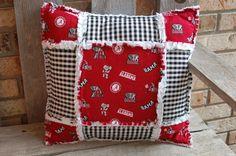 06476ff41 Rag Throw Pillow Quilt 14