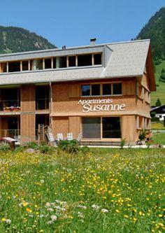 Ferienwohnung in Au: Apartments Susanne