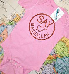 Welcome Baby Muslim Onesie Choti Si Guriya Onesie Pakistani Baby Baby Boy Gudiya Clothes Baby Girl Baby Shower Gift Indian Baby