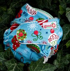 Ornamented One-Size Fitted Diaper by thegoodmama.com, via Flickr