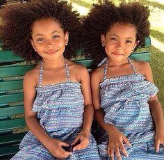 Twinsies....cute!