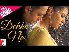 Dekho Na - Full Song | Fanaa | Aamir Khan | Kajol - YouTube
