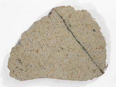 NWA 6634 Shergottitte meteorite from Mars.