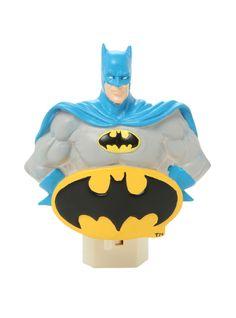 Holy Night Light, Batman!