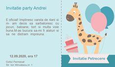 Invitatii online   Invitatii evenimente   Kidizi.ro