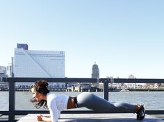 The city is my playground - Fitness Motivation