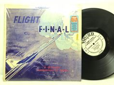 Flight Final A Dramatic Comparion To Death Forrest McCullough Vinyl Record Album stores.ebay.com/capcollectibles