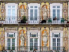 Fachada_de_azulejos_-_Lisboa (2) Bairro do Chiado, Lisboa