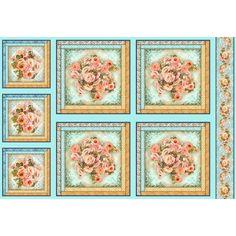 Tecido estampado digital para patchwork - código 23710-001 :: Country Craft Studio Patchwork