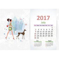 En güzel dekorasyon paylaşımları için Kadinika.com #kadinika #dekorasyon #decoration #woman #women free vector Happy New Year 2017 Girl With Dog Design Calendar