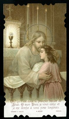 Unumgängliches Herz - La mejor imagen sobre healt para tu gusto E - Pictures Of Jesus Christ, Religious Pictures, Catholic Art, Religious Art, Sainte Therese, Christian Paintings, Vintage Holy Cards, Religion, Bless The Child