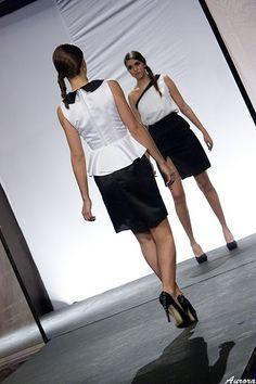 "Desfila ""fashion Day"". CIFP José Luis Garci"