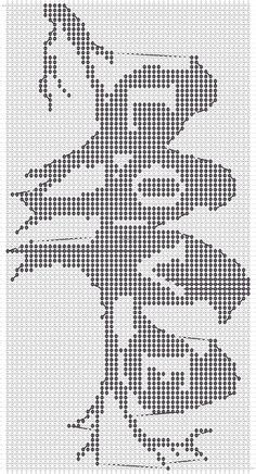 Alpha Pattern #17961 added by CagedBird