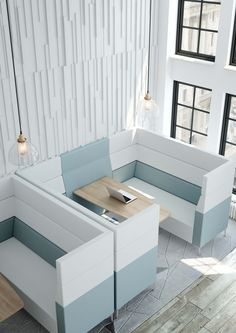 Evo-Modular High Back Breakout Sofa / Booth from Elite Office Furniture