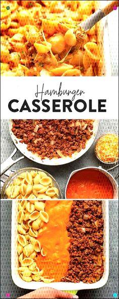 #hamburgerhelper #betterforyou #casserole #weeknight #hamburger #homemade #healthy #perfect #s... Hamburger Spices, Casserole, Casseroles