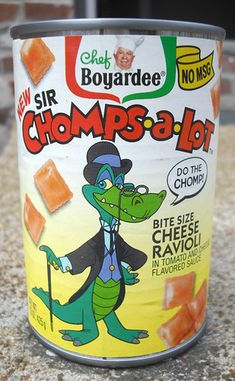 Sir Chomps-A-Lot