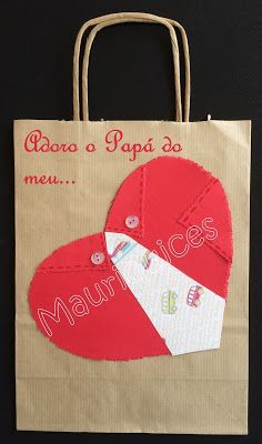 Mauriquices: Adoro o Papá do meu coração!!!