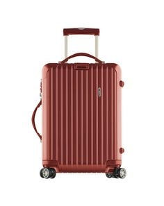 """Rimowa luggage (""""These are rock solid, super light, and very roomy. Knock on wood, but they've been serving me for a long time travelling like crazy on 10 to 12 international trips a year."""" Waris Ahluwalia)"""