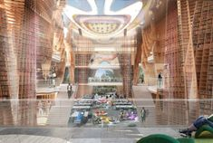 Hyde Park London, Education Center, 3d Rendering, Montenegro, Shopping Mall, Istanbul, Public, Street View, Architecture