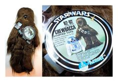 1977 Star Wars Chewbacca with Tags 20 Stuffed by TimeEnoughAtLast