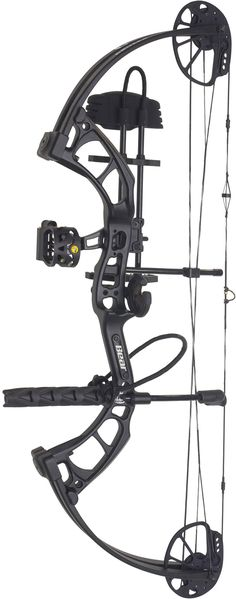 2015 bear shadow cruzer bow package
