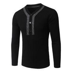 Hot Sale Men's Sweater 2016 Autumn New Arrival sweater Men Fashion V-Neck Male Sweater. Gender: MenThickness: StandardStyle: CasualItem Type: PulloversClosure Type: Single BreastedCollar: V-NeckWool: Standard WoolHooded: NoSleeve Style: RegularMaterial: Polyester,CottonPattern Type: SolidSleeve Length(cm): FullBrand Name: TUNEVUSEModel Number: BMY15Decoration: NoneTechnics: Computer KnittedSize: Asian M/L/XL/XXLColor: BlackBasic Style: SweaterGender: Male/Men/Student