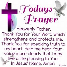 Prayer for healing, strength and protection Prayer Scriptures, Bible Prayers, Faith Prayer, God Prayer, Power Of Prayer, Prayer Quotes, Bible Verses Quotes, Faith Quotes, Good Morning Prayer