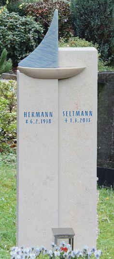 Steinmetz, Grave Memorials, Funeral, Stone, Inspiration, Ideas, Design, Sports, Atelier