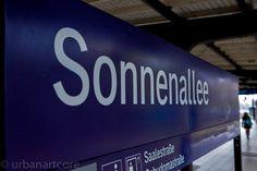 S-Bahn Sonnenallee2 -outside - #Building, #city, #Gebäude, #Stadt, #Transportation, #Verkehrsmittel