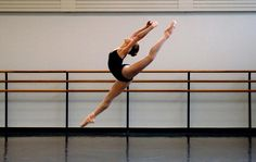 Here's What a Professional Ballerina Actually Eats Every Day - SELF