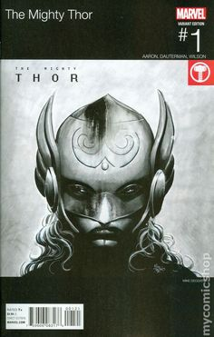 Mighty Thor (2015 2nd Series) 1B