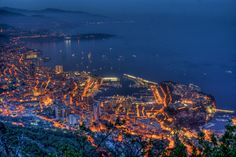 shut the shutters at night | Photograph french riviera at night by Jean Marc Colonna d'Istria on ...