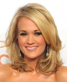 40 Stunning Medium Length Blonde Hairstyles for 2013