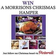 Just follow this board to be in with a chance to win. Competition closes at 10pm tonight (8/12/13). A winner will be picked at random from all followers. T's and c's apply.