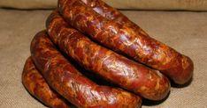 Polish Recipes, Smoking Meat, Charcuterie, Chorizo, Sausage, Food And Drink, Pork, Smokehouse, Diets