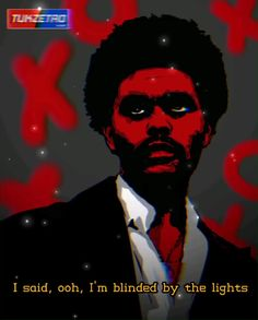 The Weeknd - Blinding Lights lyrics art video by Tukzetro The XO ♥️ effects on this video is 💯.feel the lights More info on The weekend blinding lights . The Weeknd Memes, The Weeknd Songs, The Weeknd Albums, The Weeknd Poster, Abel The Weeknd, Best Song Lyrics, Music Video Song, Music Videos, The Weeknd Album Cover