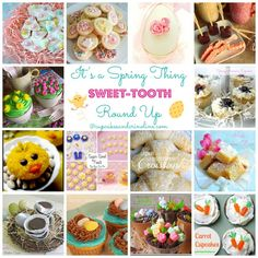 Its a Spring Thing Sweet Tooth Round Up - Cupcakes & Crinoline | Cupcakes & Crinoline
