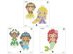 Amazon | アクアビーズ ディズニープリンセスキャラクターセット | エポック社 | おもちゃ 通販