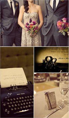 Vintage Wedding