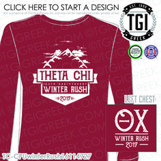 Theta Chi   ΘΧ   Winter Rush   Brotherhood   Greek Life   TGI Greek   Greek Apparel   Custom Apparel   Fraternity Tee Shirts   Fraternity Tanks   Fraternity T-shirts