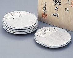 Hagi Japanese Plates set for sale. Made in Japan. – SAKURA The Art of Living