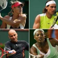 El tenis como profesión: ATP y WTA