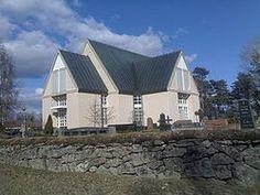 Bromarvin kirkko vuonna 2006
