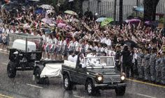 Funeral Procession of Mr Lee